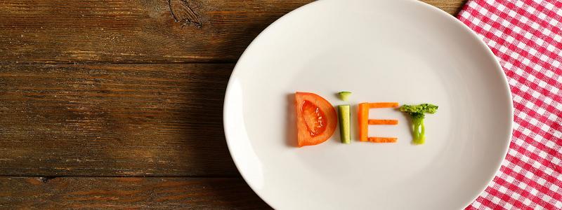 تنظیم برنامه غذایی