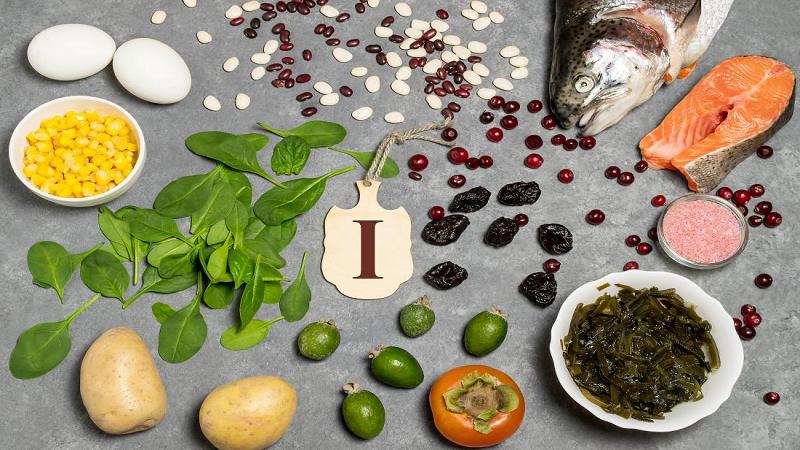 بهترین متخصص تغذیه و رژیم درمانی اصفهان | مصرف ید در دوران باردایر