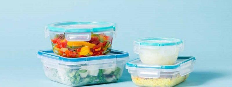 بهترین متخصص تغذیه و رژیم درمانی اصفهان | ظروف پلاستیکی نگهداری مواد غذایی