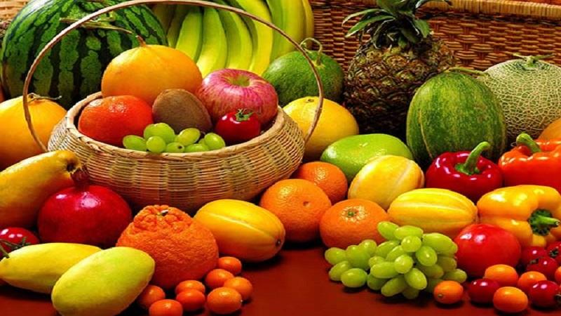 میزان مصرف روزانه میوه و سبزی | بهترین متخصص تغذیه و رژیم درمانی اصفهان